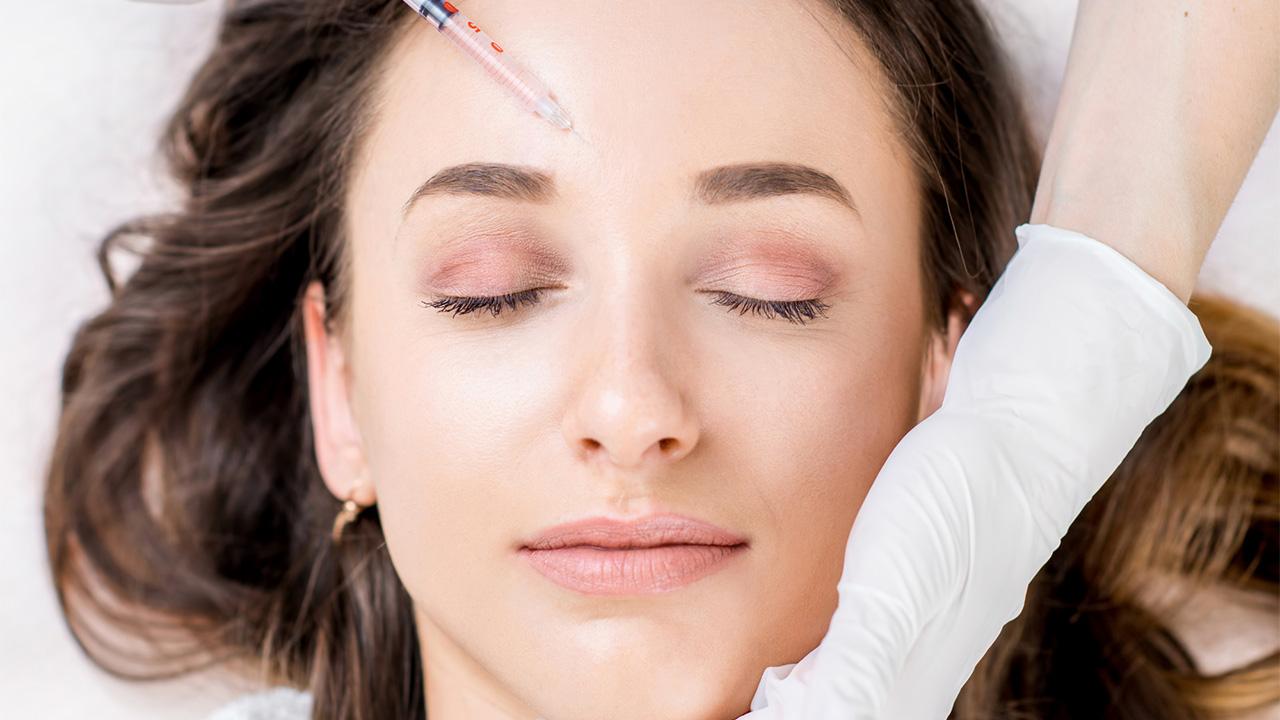 Yaşanmışlık izlerini silin: Botoks etkisi